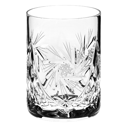 Taurida whisky glass, low and wide